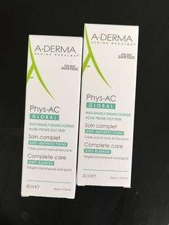A-derma Phys-AC Global Anti-Imperfection Anti-Blemish