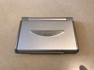 Casio Ex-word XD-M730 日英,日中 電子辞書