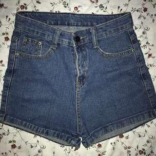 Denim HW Short