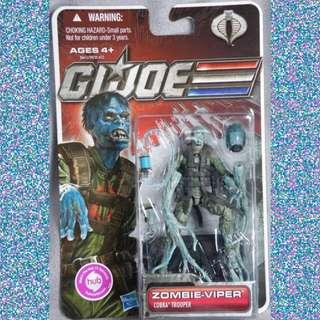 Gi Joe 30th Zombie Viper