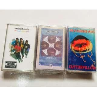 For Sale...Eraserheads Cassette Tapes.