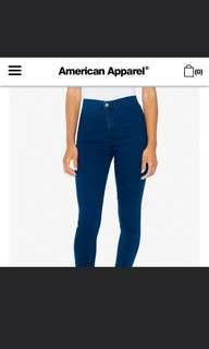 AA Inspired Highwaist Jeans