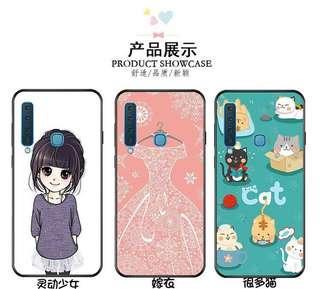 PRE-ORDER PH017 Cute Animation Cartoon Side Soft Back Case