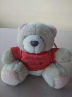 Boneka Bear Forever Friends Original