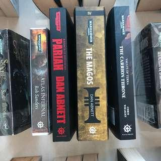 The Inquisition - Warhammer 40k Books & Novels