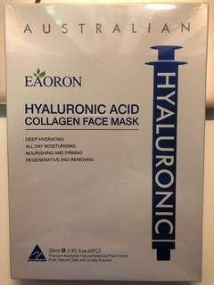 Eaoron Hyaluronic Acid Collagen Face Mask
