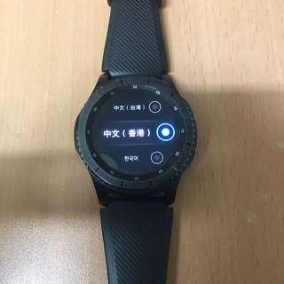 Samsung Gear S3 Frontier (original Hk Version)