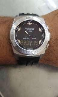 tissot racing touch.