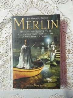 English novel: The Mammoth Book of Merlin