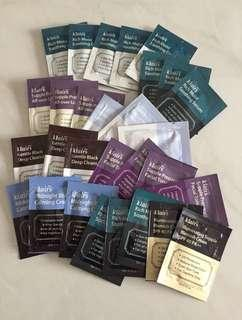 29 pcs Klairs Samples