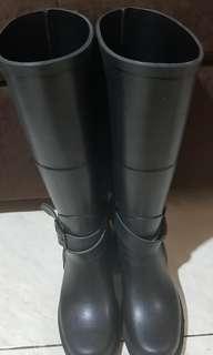 Aigle Macadames Knee High Boots