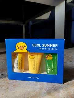 Innisfree Cool Summer Limited Edition