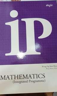 IP Mathematics (Integrated Programme)