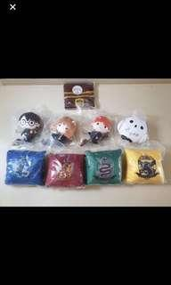 Brand New Limited Edition Full Set Harry Potter Collectibles