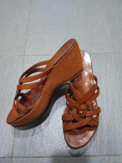 (Made in Italy) Wedge Sandals