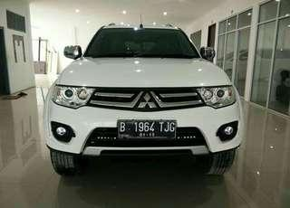 Pajero S.Exceed DSL 2.5 A/T 20