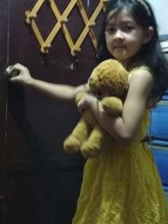 Yellow Dress BeLike-Belle