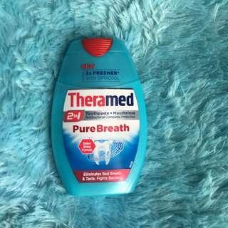 Theramed pure breath