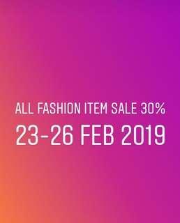 Big sale!!!