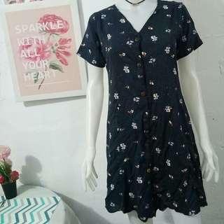 Brand New Button Down Dress