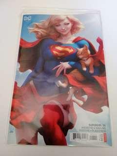Supergirl 26 artgern variant