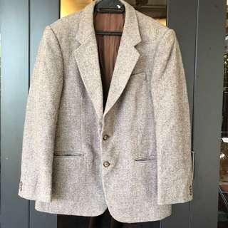 Men's Wool Blazer