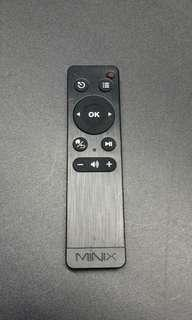 Minix Rechargeable Remote