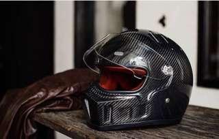 Helmet not bell carbon