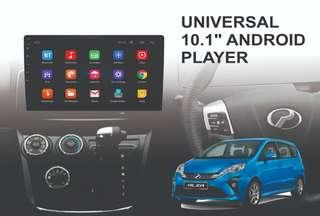 """10.1"""" Universal Android Player"""