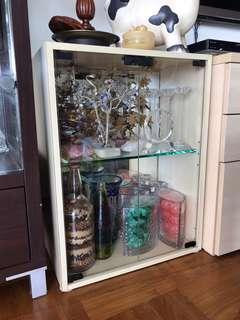 🚚 Mirror Display cabinet