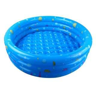 Bestway 3 Ringed Inflatable Swimming Pool