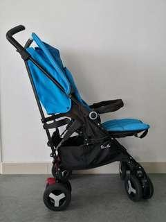 Baby Stroller and Baby Car Seat (used)
