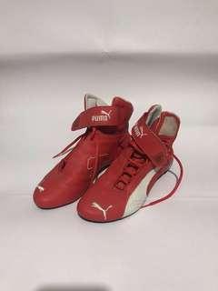 Puma x Ferrari Red Racing Shoes @EU42