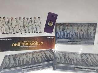 Wanna-One Standee (World Tour