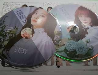 [WTT] IZ*ONE / IZONE COLOR*IZ / COLORIZ CD