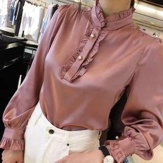 Dior進口定製緞面真絲