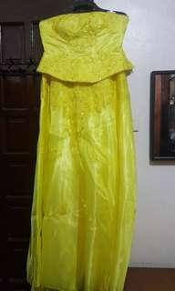 Ball gown (Tube)