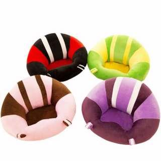 Colorful Baby Support Seat Cushion Sofa