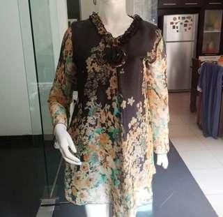 Atasan Pesta Simple Mewah by Sahara Fashion