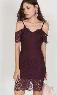 MDS Lace Cami Dress