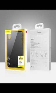 🚚 iPhone X/XS Ultra Slim Case (Black)