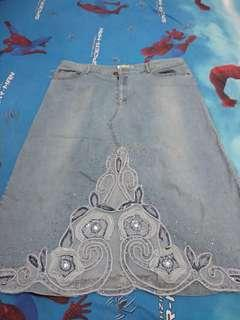 Rok Jeans anemia