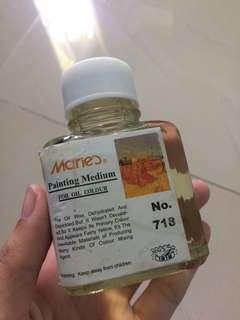 Minyak untuk cat minyak