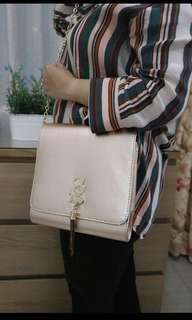 Sling Bag Rosegold 👝