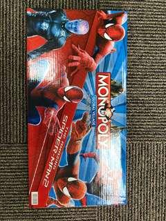 🚚 Monopoly Board Game - Spiderman