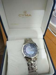Cyma men watch