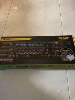 Armaggeddon keyboard