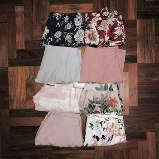 🚚 💖 TCL/TTR shorts galore