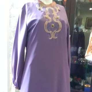 Gaun/Dress terusan cantik by Liza Boutique