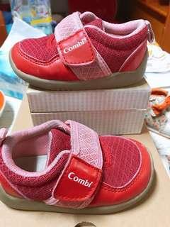 COMBI小童機能鞋